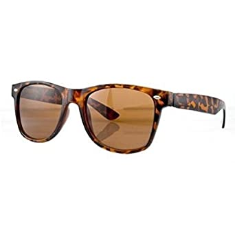 f1e63b19ccd Vintage Horned Rim Sunglasses Tortoise Brown Turtle Shell  Amazon.co.uk   Clothing