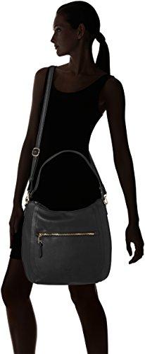 Gabor Mona - Bolsos bandolera Mujer Negro (Schwarz)