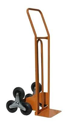 Lyte - Carretilla con juego de ruedas triple para subir