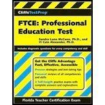 FTCE - Prefessional Education Test (07) by PhD, Sandra Luna McCune - PhD, Vi Cain Alexander [Paperback (2007)]