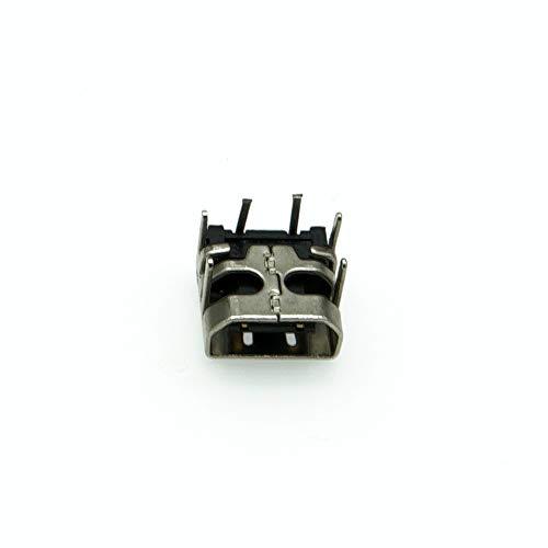 PartEGG Replacement DC Power Jack Socket Charging Port Connector for Nintendo DS Lite/NDSL/DSL/iDSL/NDS