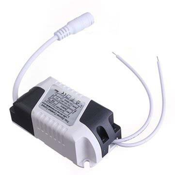 Led Drivers - 6w Led Dimmable Driver Transformer Power Supply For Bulbs Ac85-265v - Led Dimmable Power Supply Ul Listed Light Bulbs Flood Desk Lamp Driver Gu10 E27 Transformer - 12 Volt - 1PCs (Led Driver Puck)
