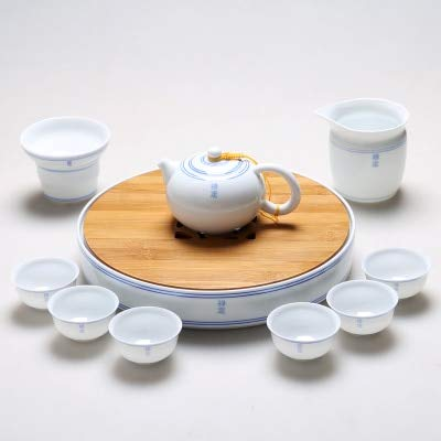 BeesClover Ceramic Tea Tea Set Hand-Painted Tea Tea teapot sub Bus 2