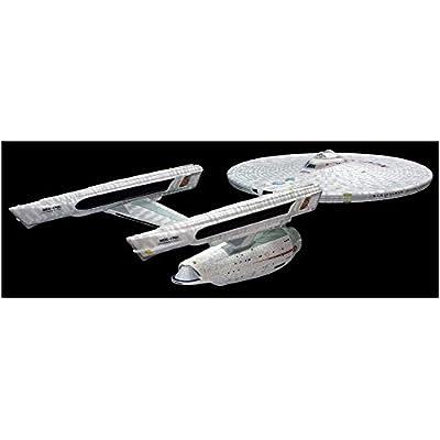 Polar Lights 1/1000 USS Enterprise NCC-1701A, PLL820: Toys & Games