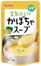 マルサン 豆乳仕立てのかぼちゃスープ 180g