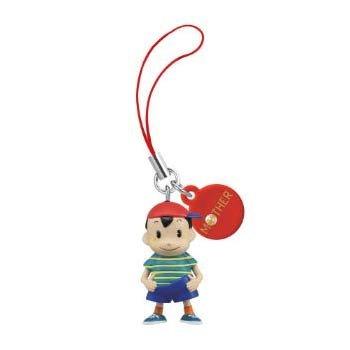 Amazon com: MOTHER figure strap Gacha Ninten separately: Toys & Games