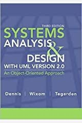 Systems Analysis and Design with UML 3th (third) edition Text Only Hardcover