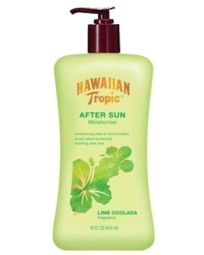 Hawaiian Tropic Coolada Moisturizing 16 Ounces