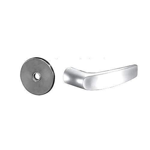 Locks Mortise Sargent (Sargent 8205-LB-26D Office/Entry Mortise Lock Lever Trim w/ Mortise Cylinder)