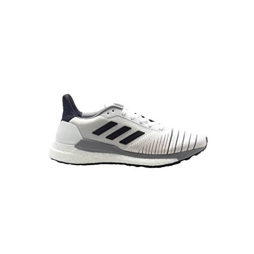 Glide Black Solar Shoes adidas White Womens Running 7xEPpwY1q