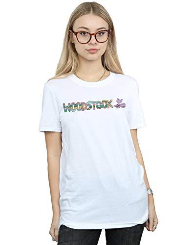 Absolute Woodstock Petit Fit Femme T Ami Cult shirt Blanc Logo Aztec ZnaZrF