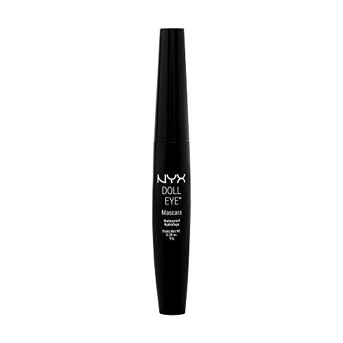 NYX Cosmetics Doll Eye Waterproof Mascara Black