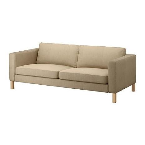 Amazon.com: IKEA KARLSTAD - Cover three-seat sofa, LindO ...