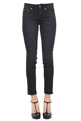 DP238 Mujer T69 Negro DONDUP Multi BS0009 Jeans wCqSqRt