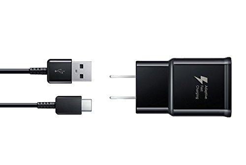 Samsung EP-TA20J Interior Negro - Cargador (Interior, Universal, USB, Galaxy Note 4, Galaxy Note Edge, Galaxy S6, Galaxy S6...