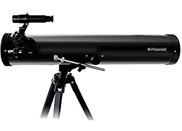 POLAROID 175X/262X/525X reflector telescope