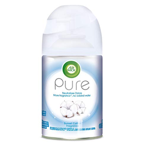 Airwick Freshmatic Ultra – Refill Pureサンセットコットン、6.17オンス、1 CT。(Pack of 5 ) B0728L16N2
