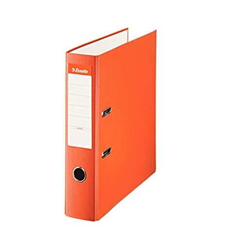 Amazon.com: Esselte 804811, color naranja archivador de ...