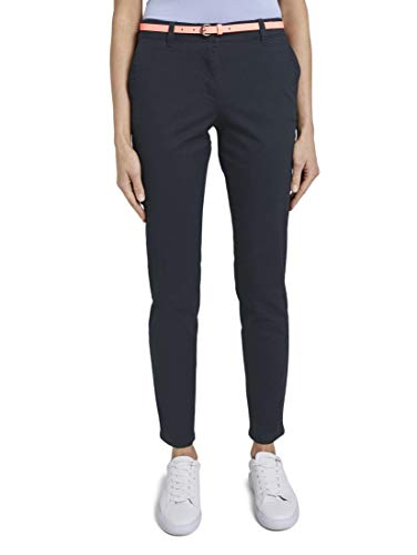 TOM TAILOR Damen Chino Slim Hose