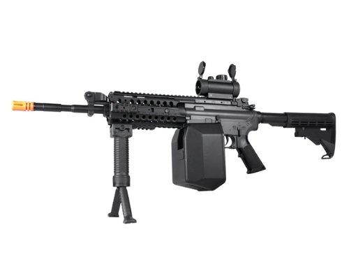 bbtac - jg full metal m4 s-system ranger package upgraded airsoft electric gun(Airsoft Gun)