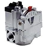 "Pilot Gas Valve - 1/2"" Inlet, Uni-Kit Pressure Reg., 100,000 Capacity"