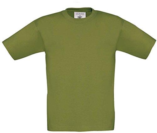 Classic Short Shirt mit Rundhalsausschnitt Sleeve Baumwolle Pullover  Elegantes Fashion Bluse Tee Grün Kurzer 100 Shirt Kurzarmshirt Shirt Basic  Tops Shirt ... 83fe041505
