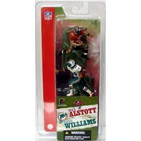 Mike Alstott Nfl - McFarlane SportsPicks Mike Alstott of the NFL Tampa Bay Buccaneers vs. Ricky Williams of the NFL Miami Dolphins