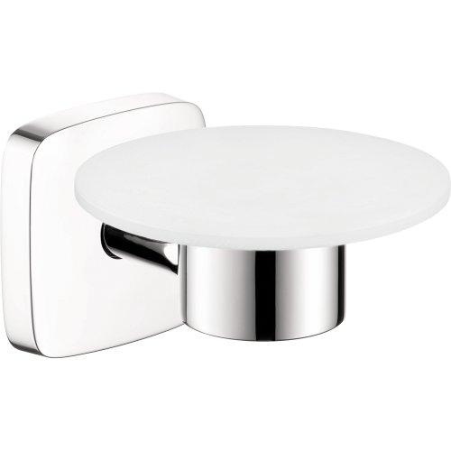 Hansgrohe 41502000 Puravida Soap Dish, Chrome