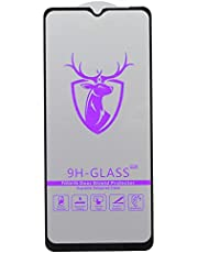 Orginal Set Of 2 Super Glass Tempered Glass 9H Screen Protector & Back Sticker Protector For Samsung Galaxy A32 , 2725618092985