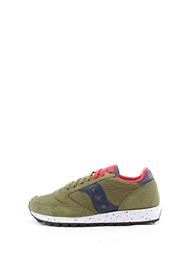Jazz Camoscio Sneakers e Saucony 8 in Nylon 5tFwdqv