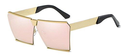 Sol De Hombres Rosegold De Mujeres Gafas De Conducen Las Los De MSNHMU Viaje De Sol Polarizadas De Que Aviator Gafas xIqwgIA7