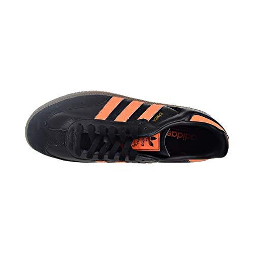 Gymnastikschuhe Samba Adidas Og Herren Black Gold Orange qPcH1