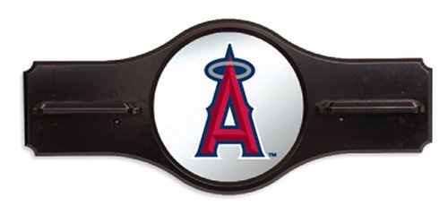 - MLB Los Angeles Angels Mirror Billiards Cue Rack