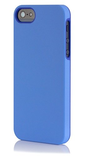 Uncommon - C0007-CT - Apple iPhone 5/5S Deflector Hülle in Blau