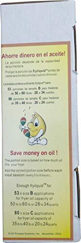 Amazon.com: Miroil FryLiquid LF301   3 x 1 Litre Bottles   Antioxidant for Fry Oil   Prevent Oil Breakdown   Fry Healthier   Vitamin Therapy for Deep Fryer ...