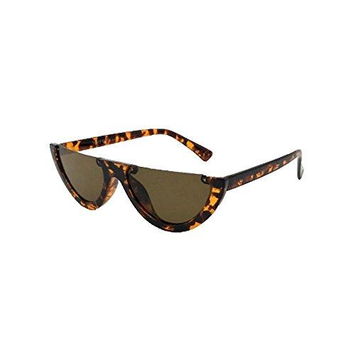 soleil montures et lunettes Shop personnalisées Sept soleil Lunettes de de pour Lunettes colorées lunettes demi hommes soleil 6 de femmes de soleil wxxTaAqYz