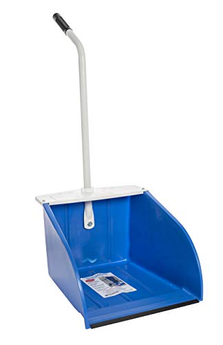 Compare Price To Jumbo Debris Dust Pan With Handle