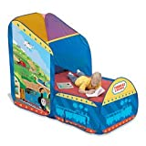Thomas and Friends Engine Bed Topper