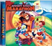 Mount Zion Marathon CD (Patch the Pirate)