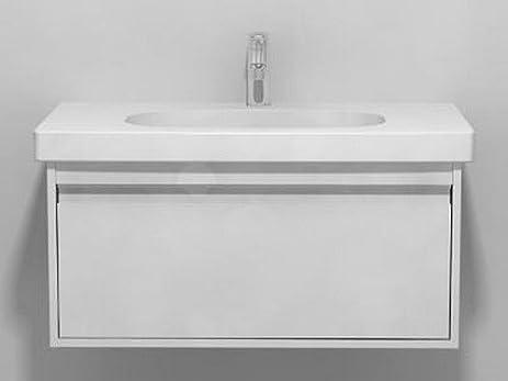 duravit kt666701818 vanity unit wallmounted for 17 78u0026quot