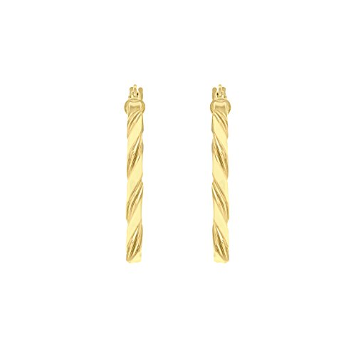 Carissima Gold - Créoles - Or jaune 9 cts - 1.51.0709