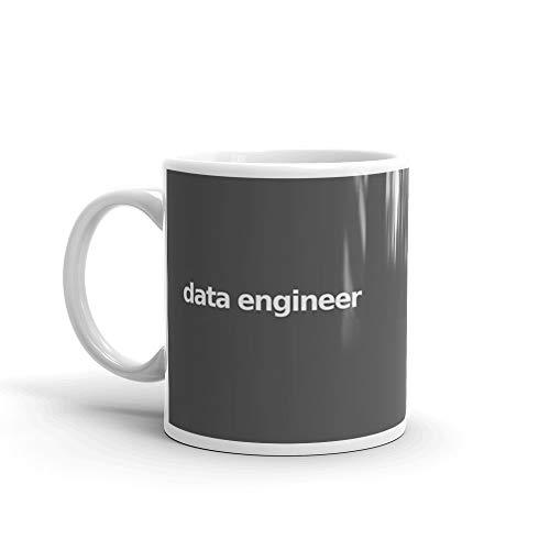 Data Engineer - Gray Mug 11 Oz White Ceramic (Best Sentiment Analysis Python)