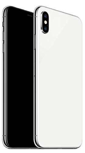 4Pillars Fake Dummy Display Compatible with Apple iPhone - Non-Working Phone XR XS MAX 1:1 Scale (X/XS Silver)