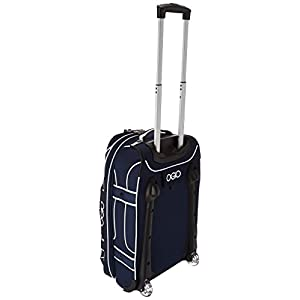 OGIO International Layover, Navy Polkadot/White