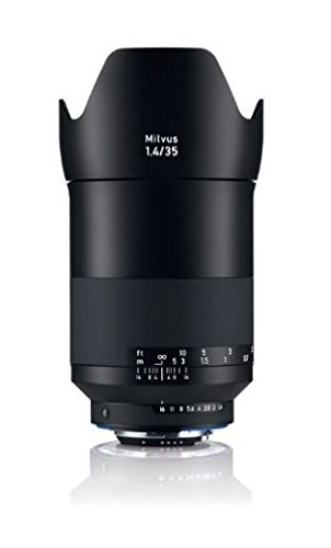 Carl Zeiss 2111-637 Milvus 35mm F/1.4 ZF.2 Lens for Nikon F Mount