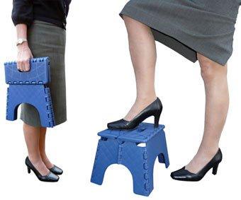 Portable Folding Footstool Fabulous Compact Portable