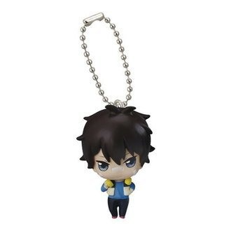 Amazon.com: Bandai RE: hamatora Swing Mascot Figura llavero ...