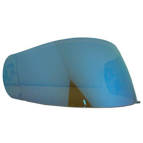 HJC HJ-07 Shield / Visor Gold,Silver,Blue,Smoke,Clear,for CL-14,FG-14,CL-MAX,AC-11 (RST Blue Mirror - Shield Hj Helmet 07