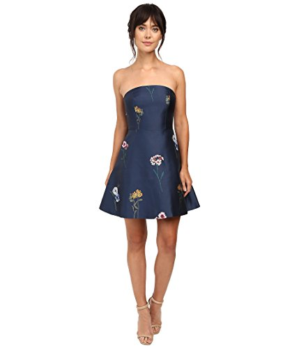 KEEPSAKE THE LABEL Women's After Glow Dress Floral Garden Print Dress