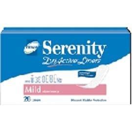 (Tena Serenity Regular Pantiliners Sold By Bag 26/Each - Q56300)